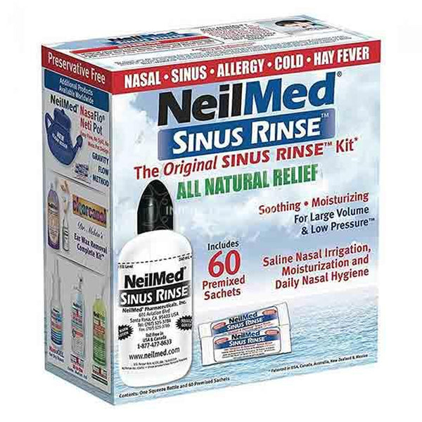 NeilMed Sinus Rinse Kit