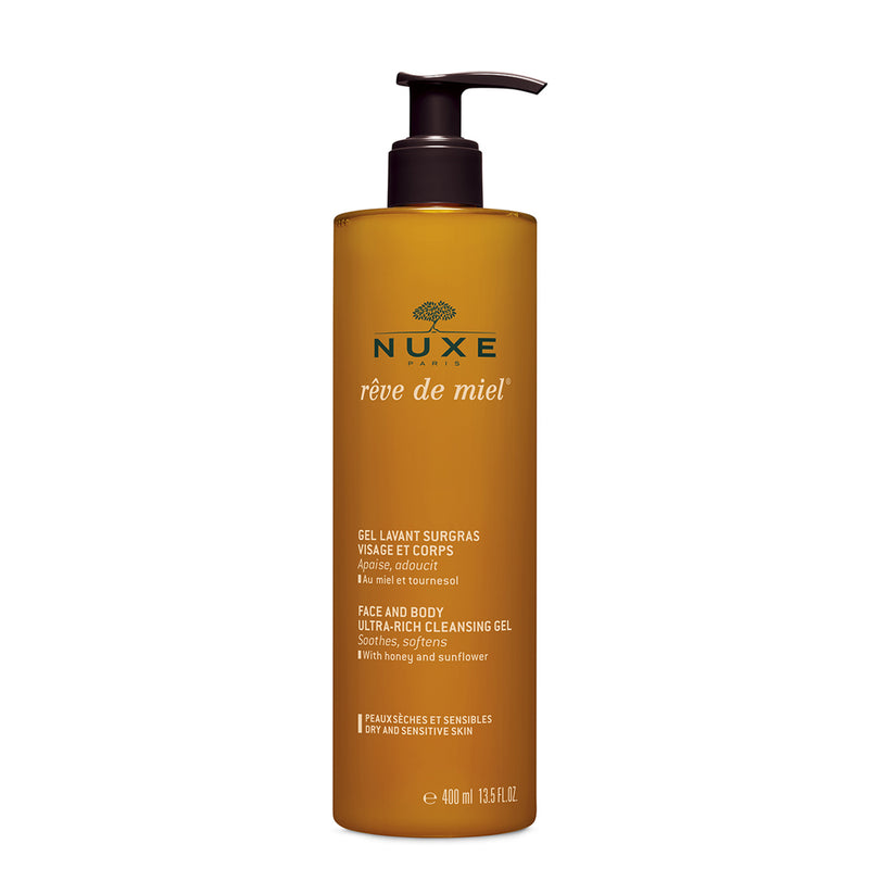 NUXE Reve de Miel Make-up Removing Gel 200ml