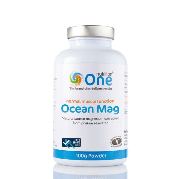 Load image into Gallery viewer, One Nutrition Ocean Mag Powder 100g
