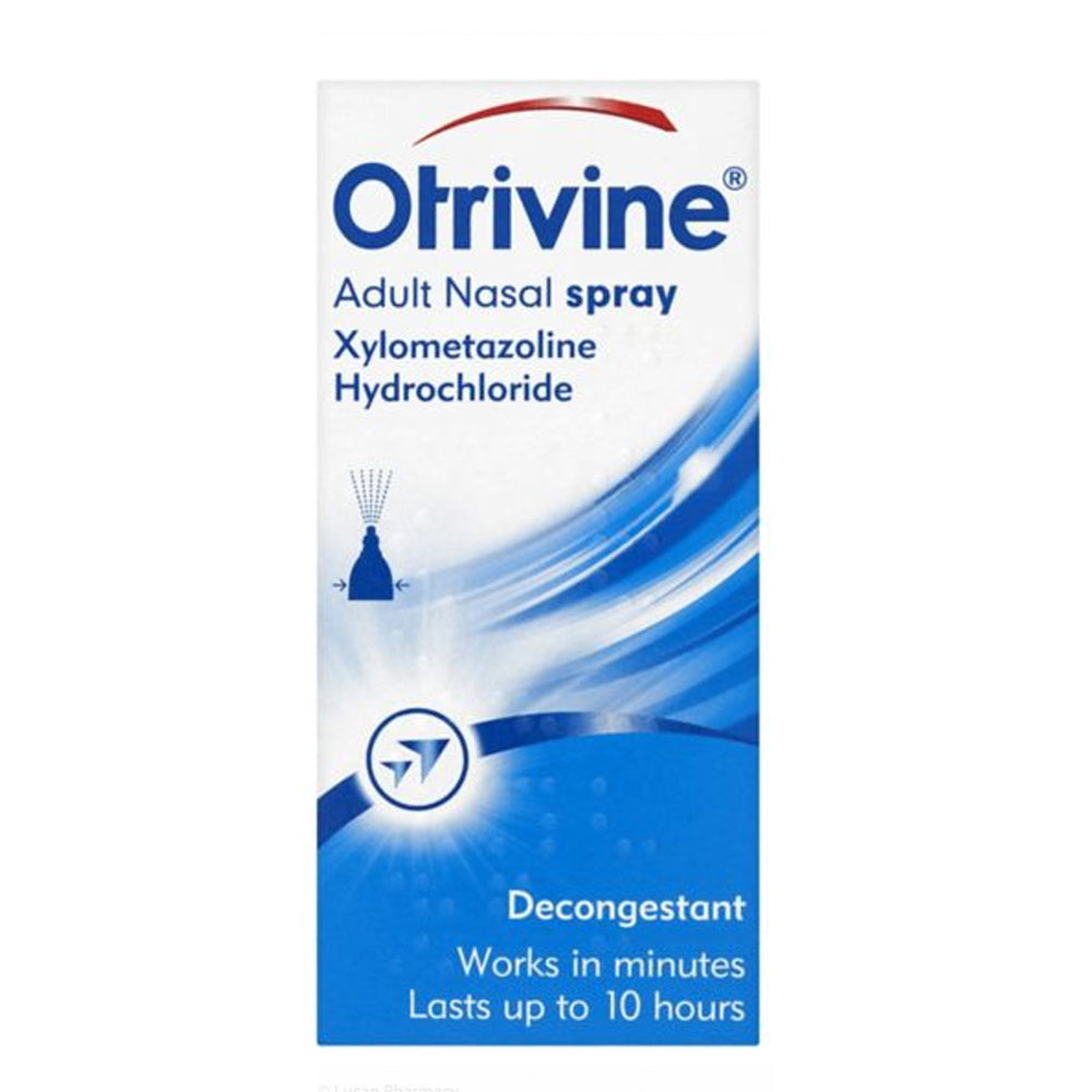 Load image into Gallery viewer, Otrivine Adult Nasal Spray 10ml