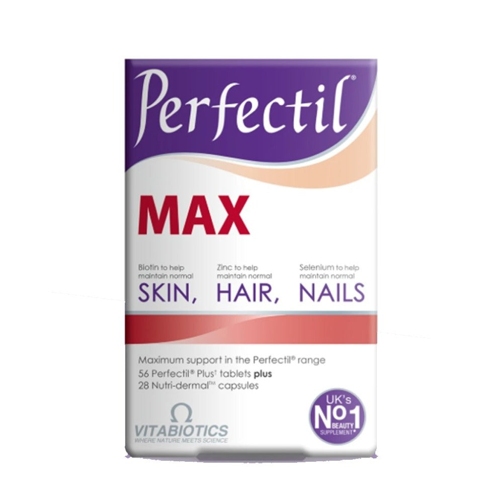 Load image into Gallery viewer, Vitabiotics Perfectil Plus Max 56's