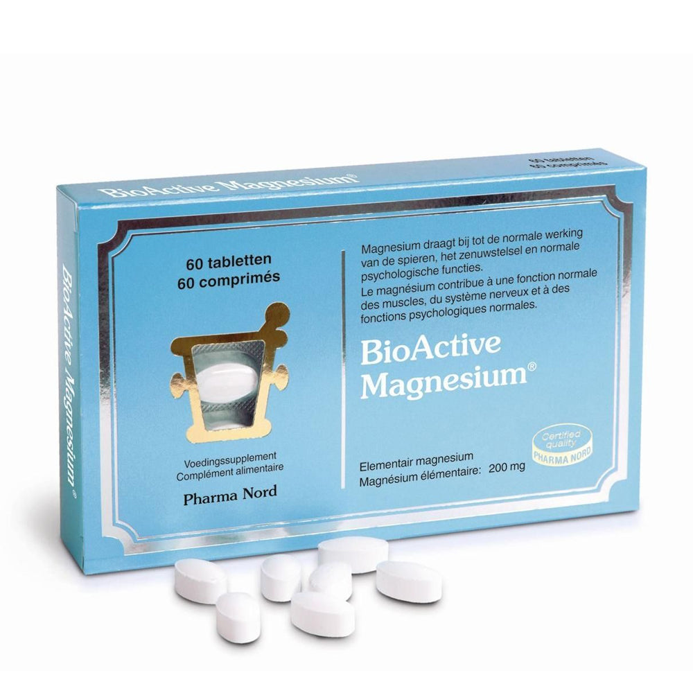 Load image into Gallery viewer, Pharma Nord BioActive Magnesium 60pack