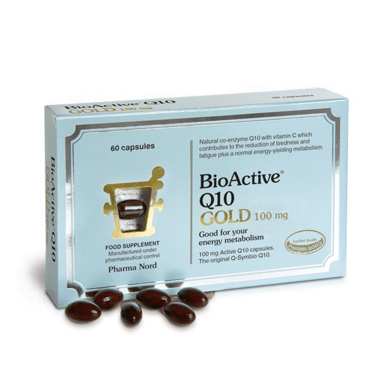 Pharma Nord BioActive Q10 Gold 100mg