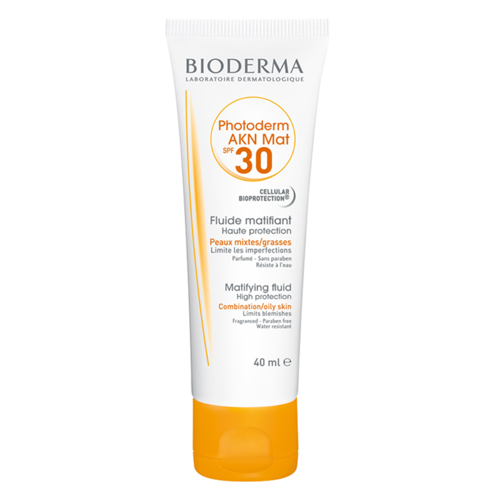 Load image into Gallery viewer, Bioderma Photoderm Akn Mat Fluide Spf30