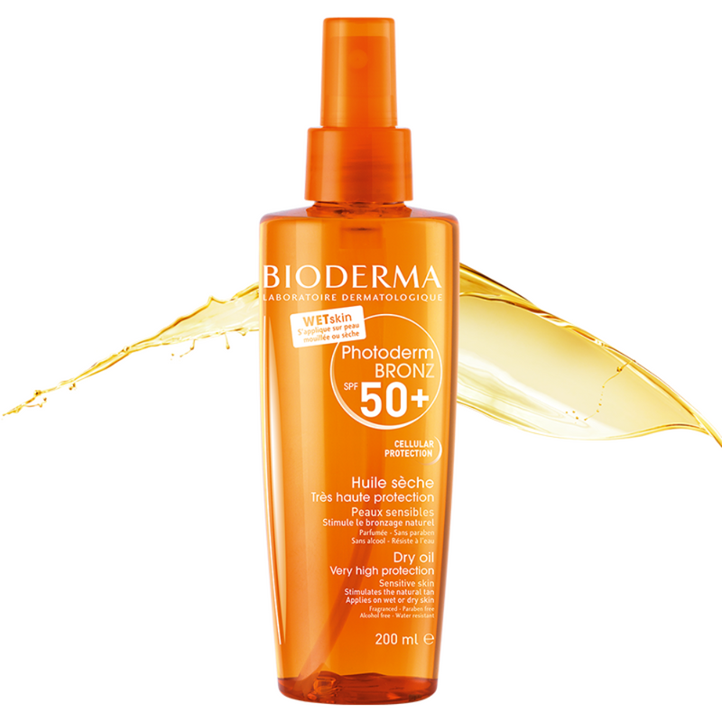 Bioderma Photoderm Bronz Invisible Sun Mist Spf50