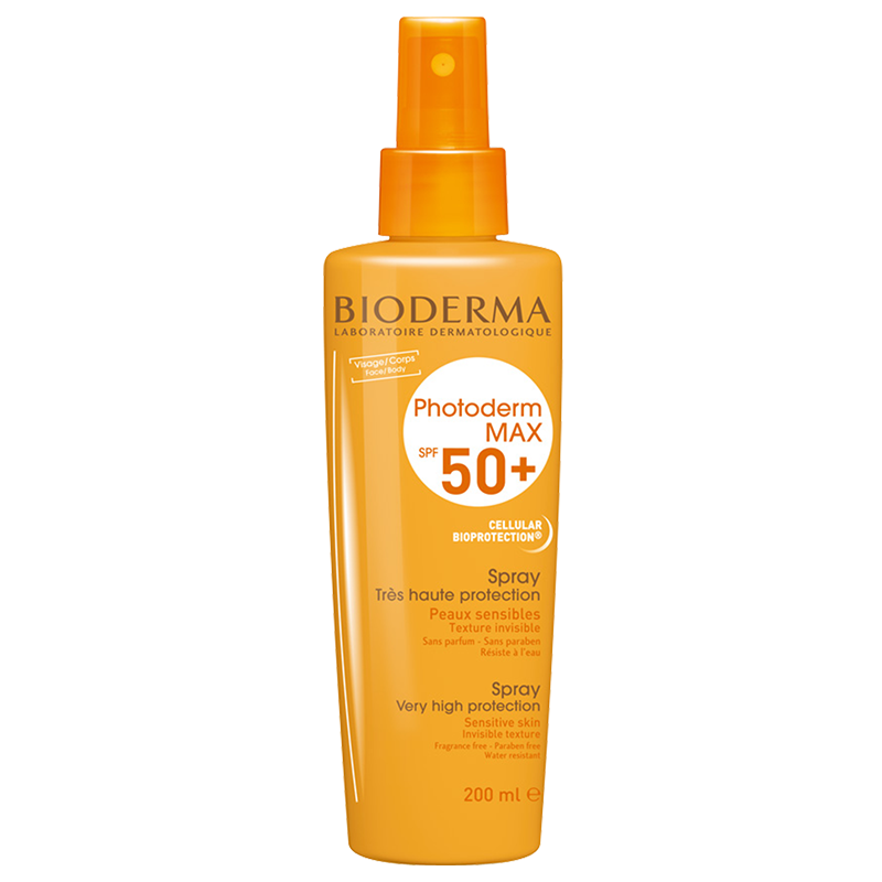 Load image into Gallery viewer, Bioderma Photoderm Max Spray Spf 50+