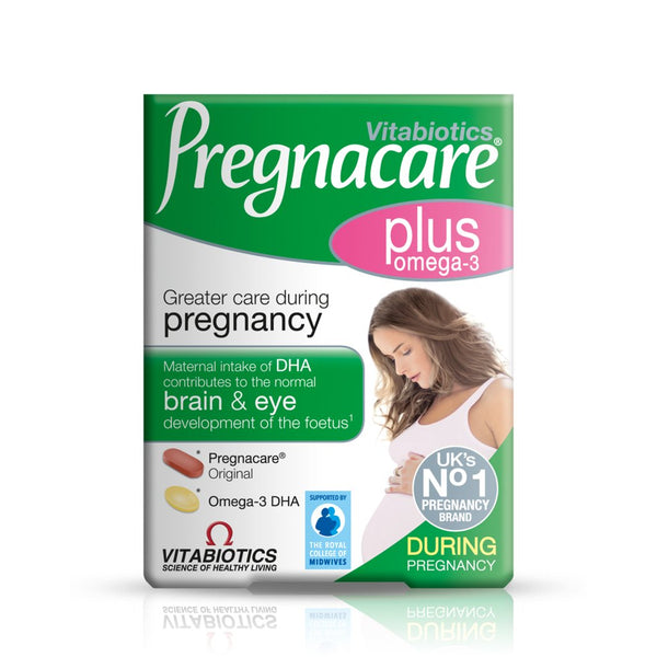 Vitabiotics Pregnacare Plus Tablets 56's
