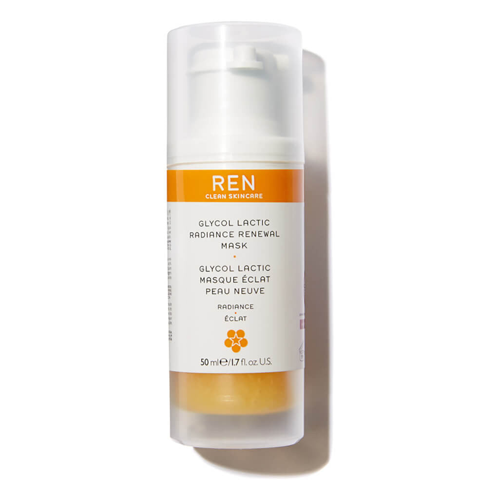 Load image into Gallery viewer, Ren Radiance Skincare Glycolactic Radiance Renewal Mask