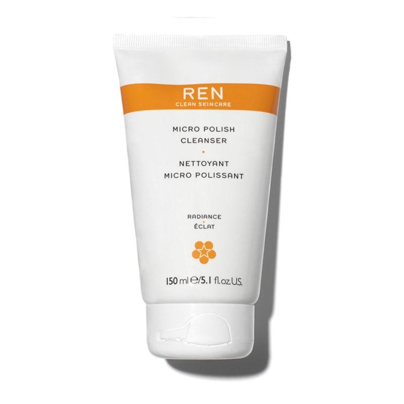 Ren Radiance Skincare Micro Polish Cleanser