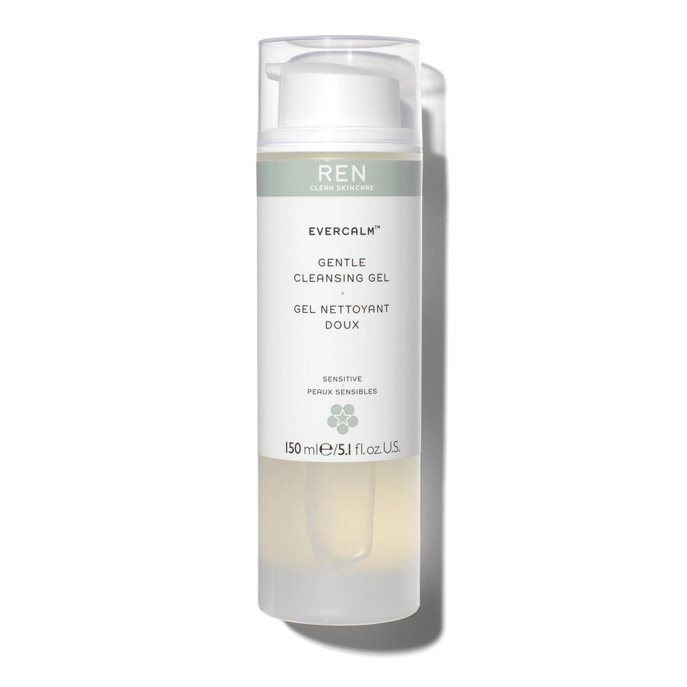 Load image into Gallery viewer, Ren Evercalm Gentle Cleansing Gel