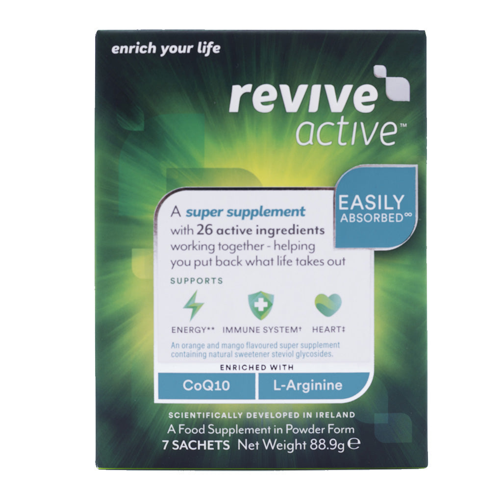 Load image into Gallery viewer, Revive Active Health Food Supplement 7 pack