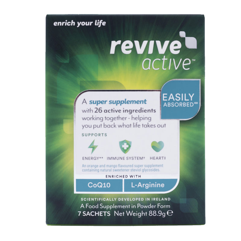 Revive Active Health Food Supplement 7 pack