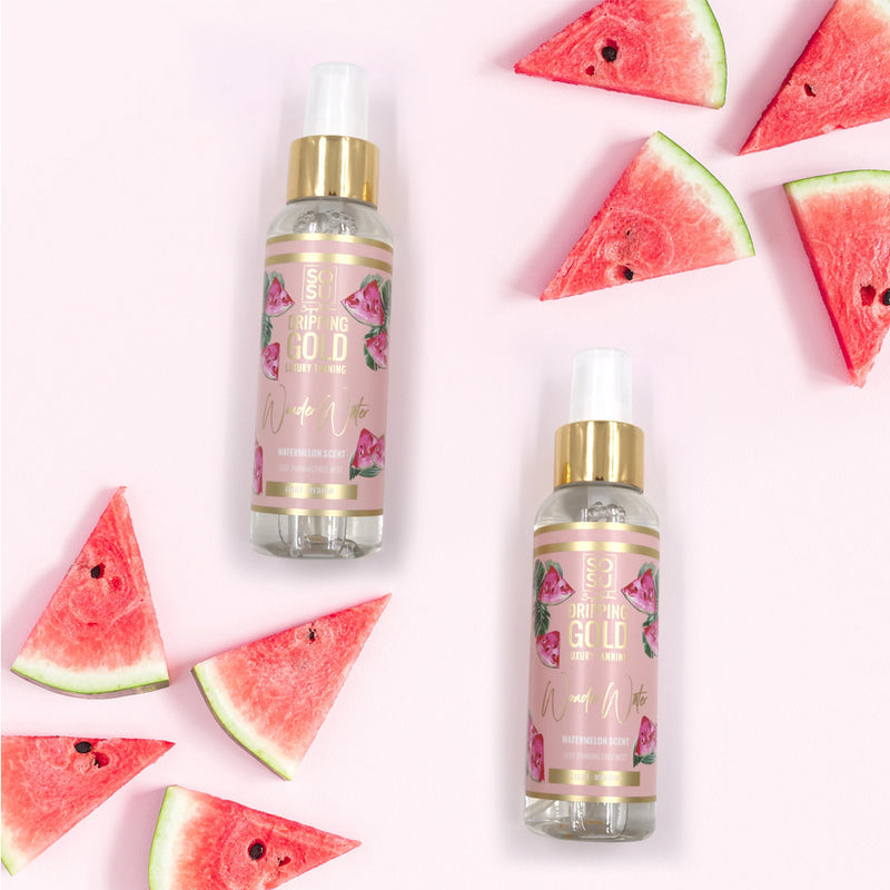 SOSU Dripping Gold Wonder Water Watermelon Light - Med