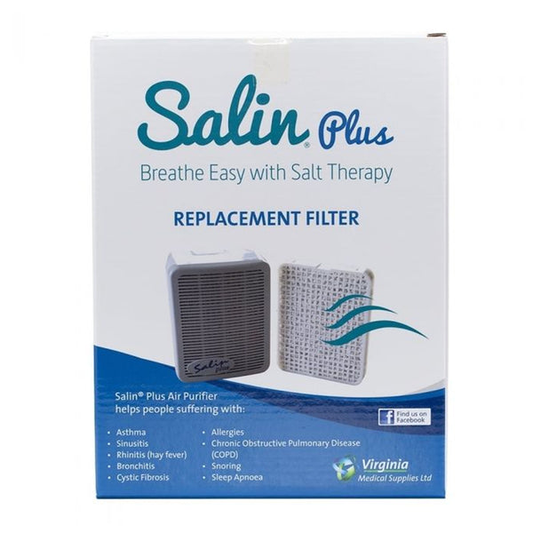 Salin Plus Replacement Filter