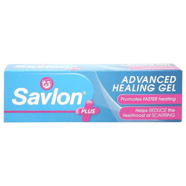 Savlon Plus Advanced Healing Gel
