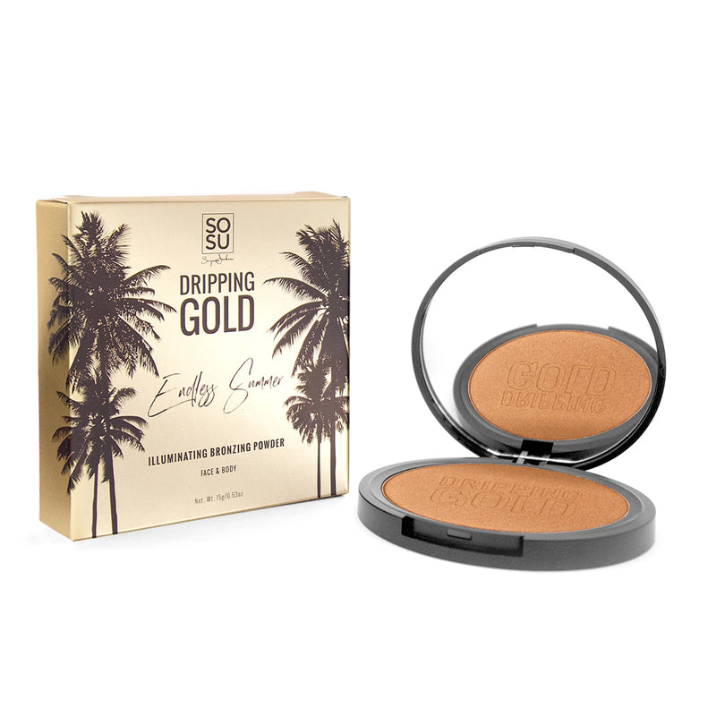 SOSU Dripping Gold Endless Summer Illuminating Bronzer