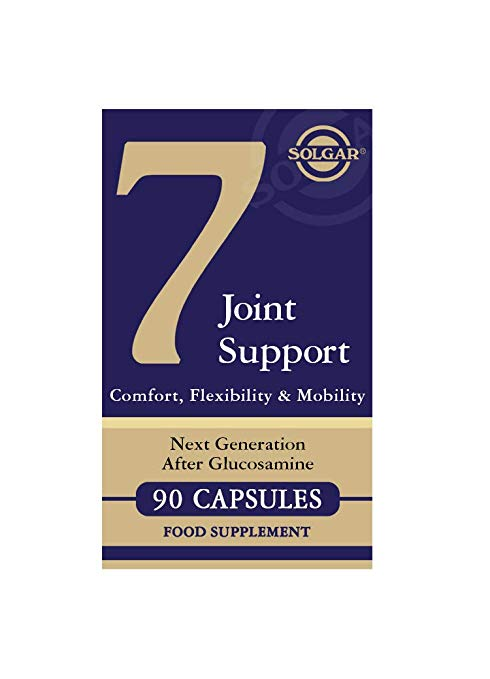 Solgar 7 Joint Support Vegetable Capsules