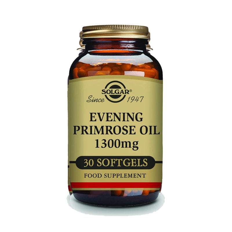 Solgar Evening Primrose Oil 1300 mg Softgels 30s