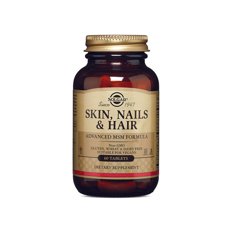 Solgar Skin Nails and Hair Formula Tablets 60s