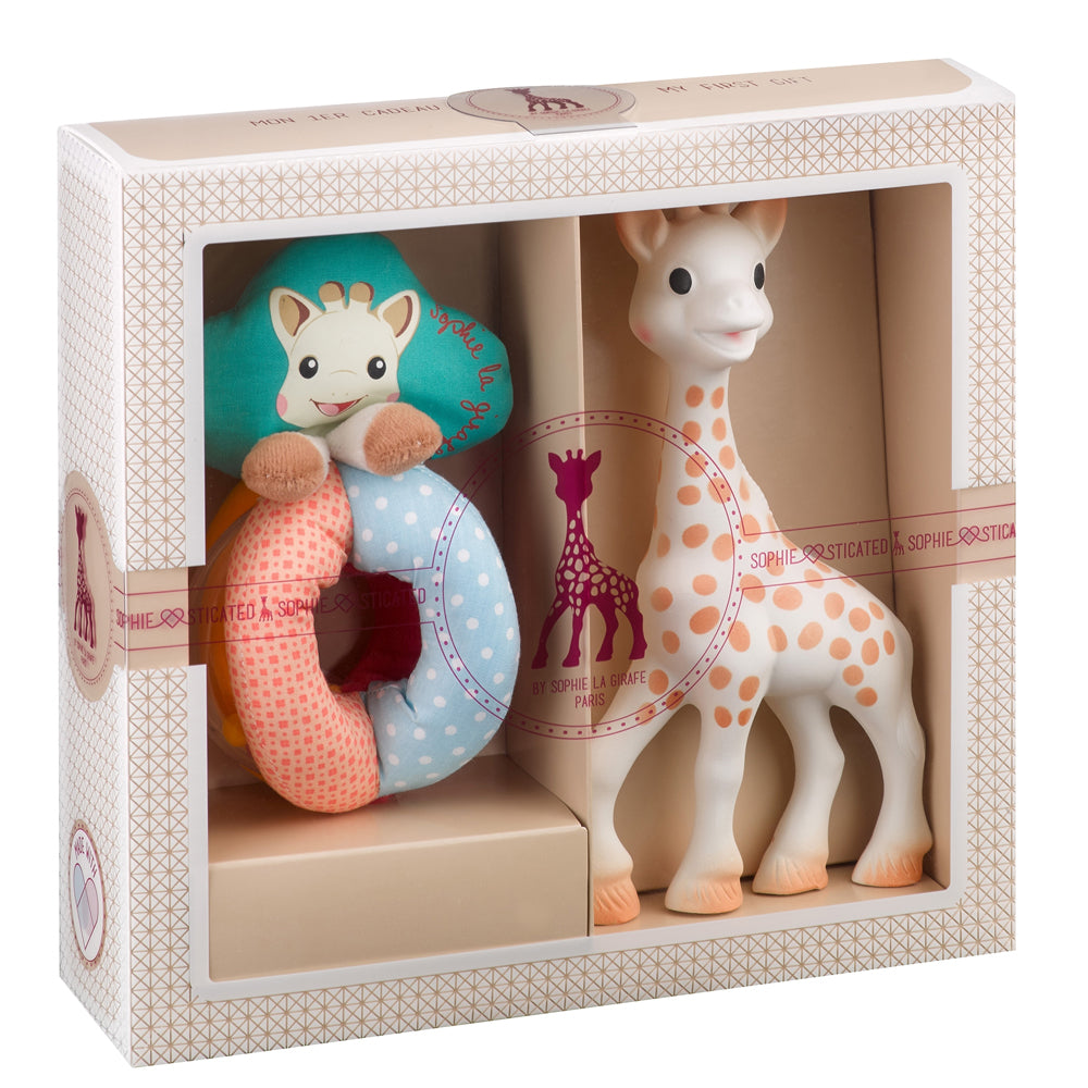 Sophie La Girafe Sophiesticated Early Learning Set
