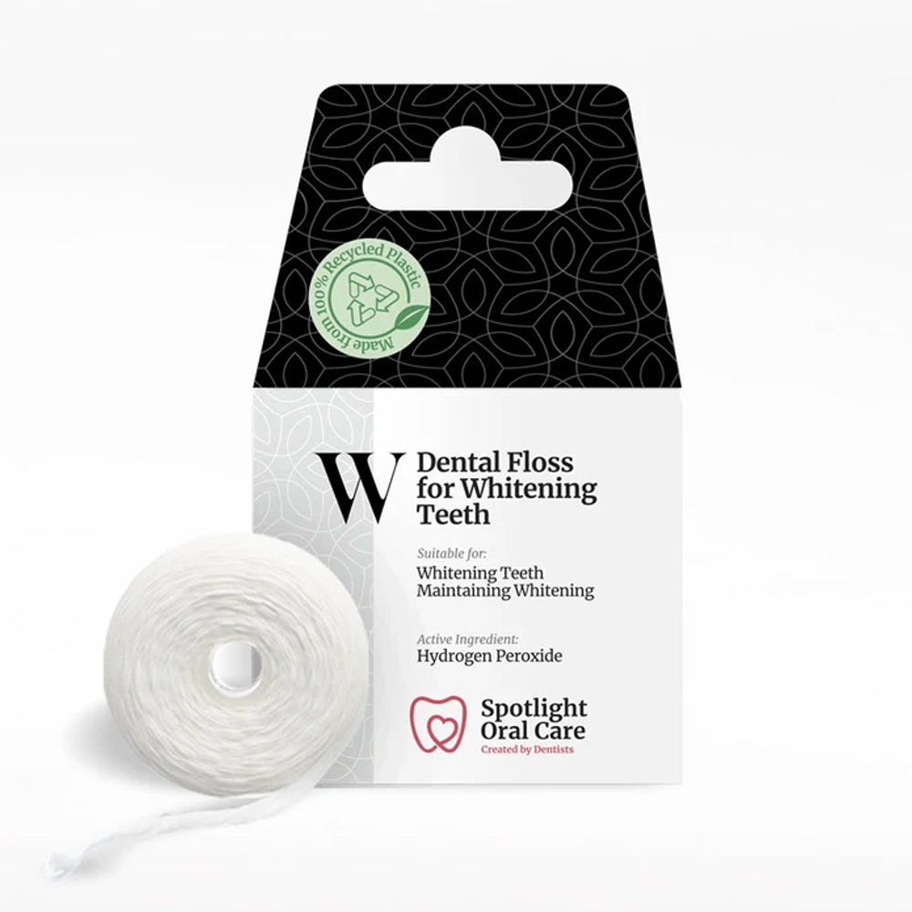 Spotlight Dental Floss for Whitening Teeth