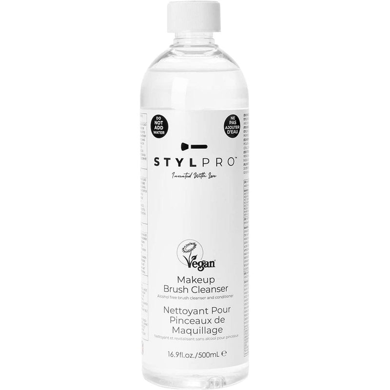 StylPro Makeup Brush Cleansing Solution 500ml