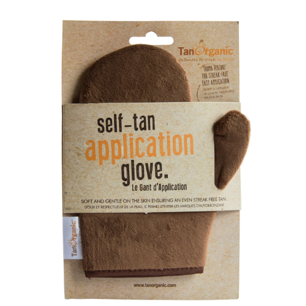 Load image into Gallery viewer, TanOrganic Self Tanning Luxury Application Glove