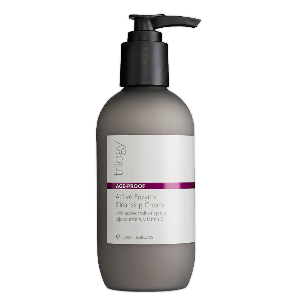 Load image into Gallery viewer, Trilogy Rosehip Active Enzyme Cleansing Cream 200ml