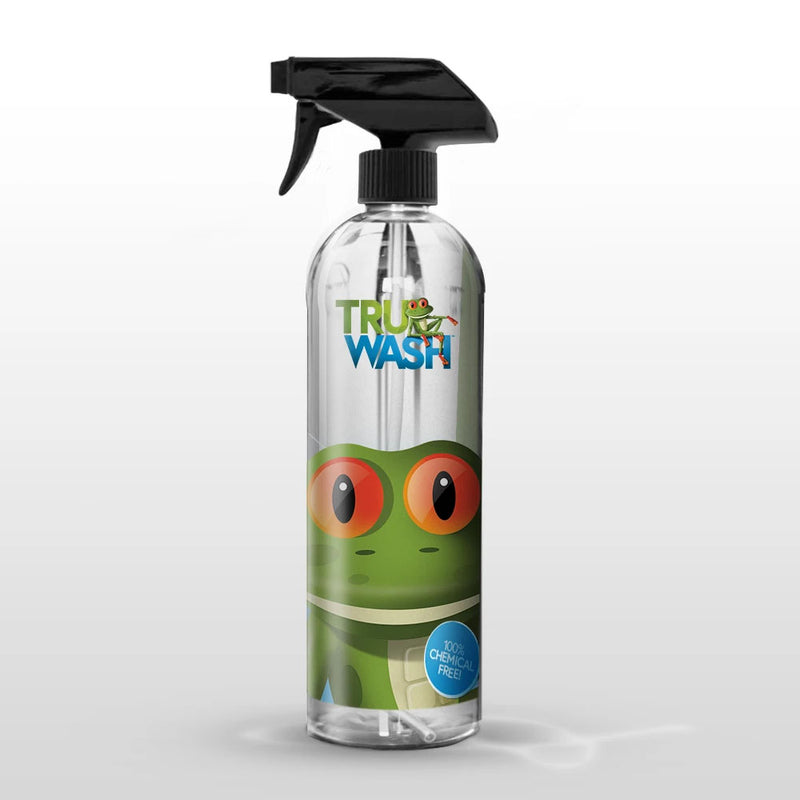 TruWASH Glass Cleaning Solution