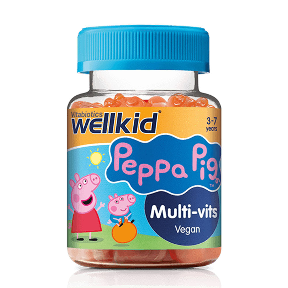 Vitabiotics Wellkid Peppa Pig Multi-vits