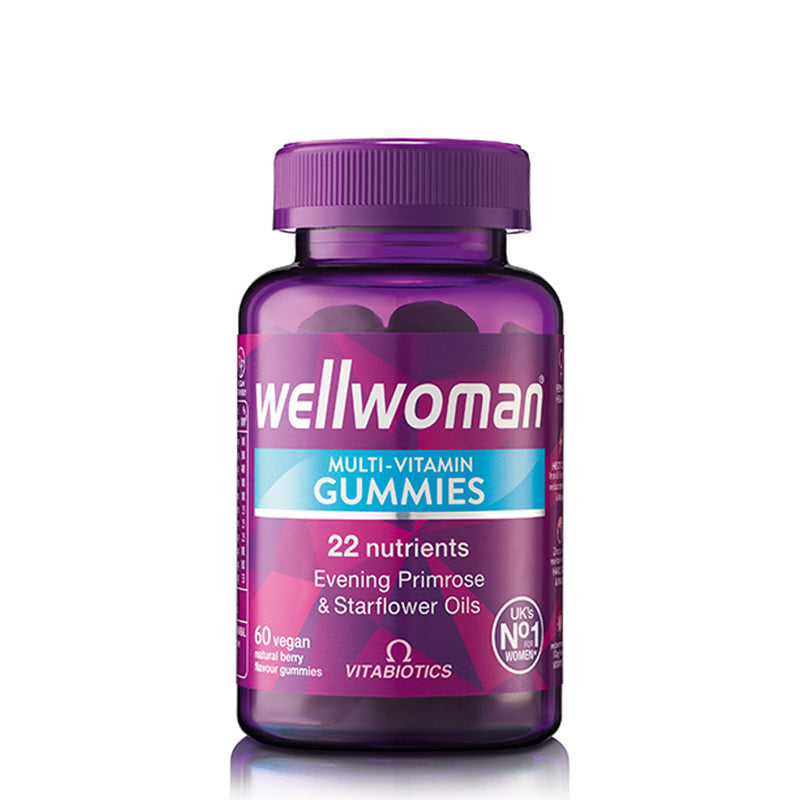 Wellwoman Multi-Vitamin Gummies