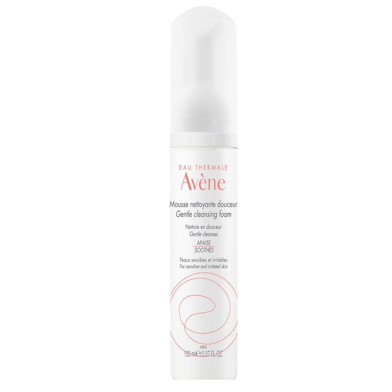 Avene Face Essentials Cleansing Foam 150ml