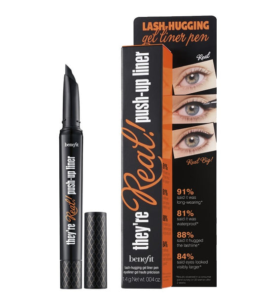 Benefit They're Real Push-Up Liner Black