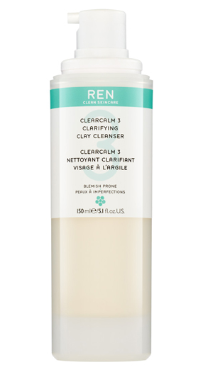 Load image into Gallery viewer, Ren Clear Calm 3 Clarifying Clay Cleanser