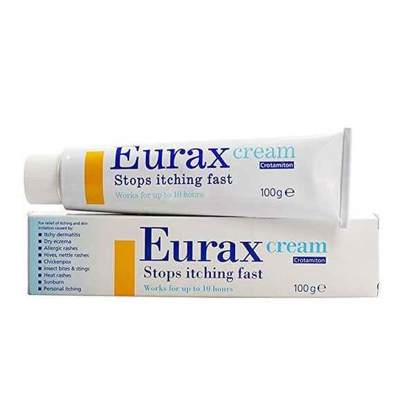 Eurax Anti-Skin Irritation Cream - 100g