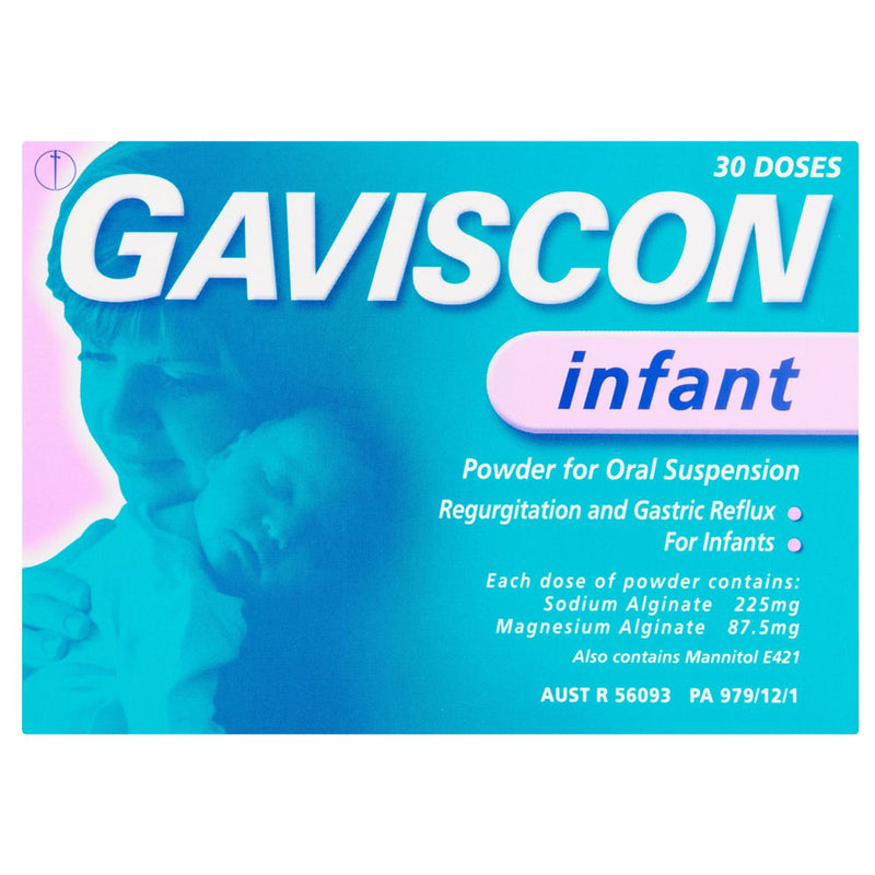 Gaviscon Infant Sachets 30's