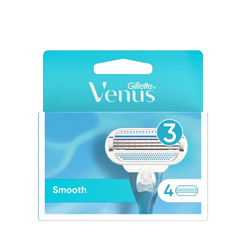 Gillette Venus Smooth Women's Razor Blades