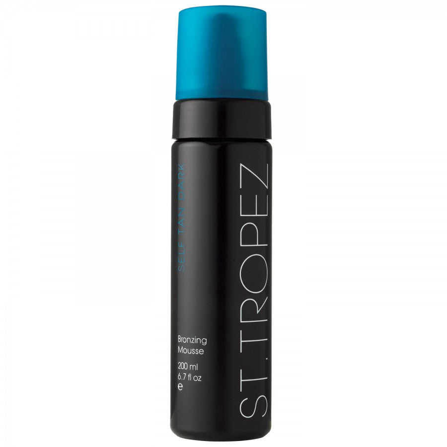St Tropez Self Tan Dark Bronzing Mousse 200ml