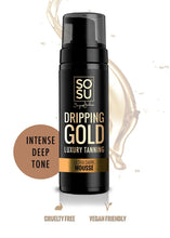 SOSU Dripping Gold Mousse Ultra Dark