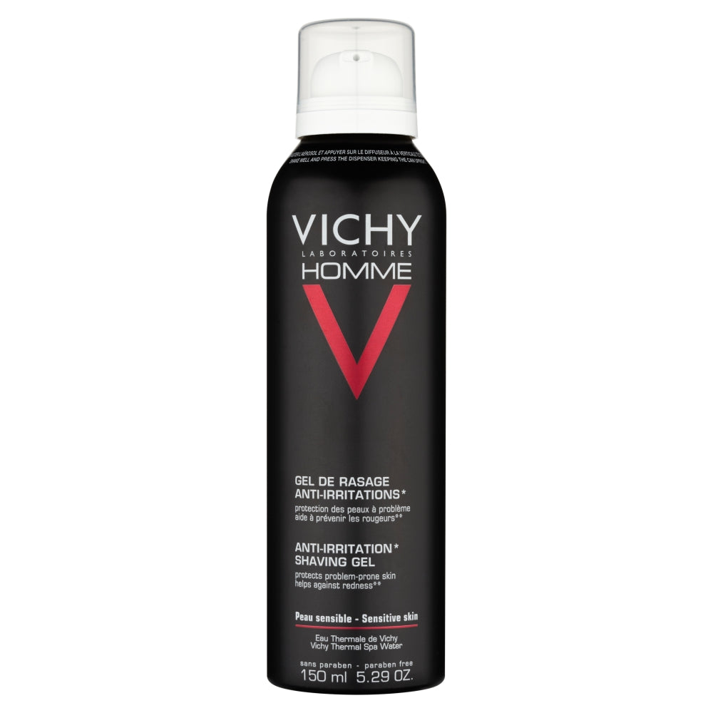 Load image into Gallery viewer, Vichy Homme Anti-Irritation Shaving Gel 150ml