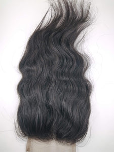 Caliber Hair Imports wavy closure