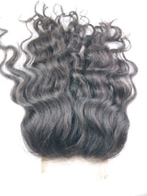 Raw Indian Curly Closure Caliberhair.com