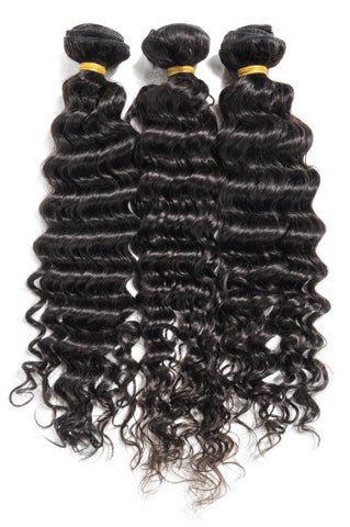 SOUTHEAST ASIAN DEEP WAVE VIRGIN HAIR