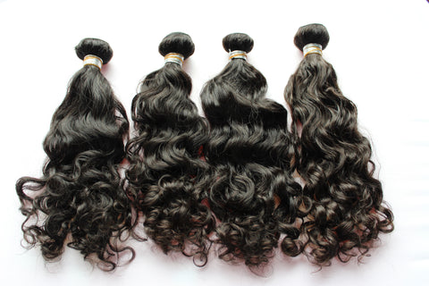 Polynesian Loose Curl Virgin Hair