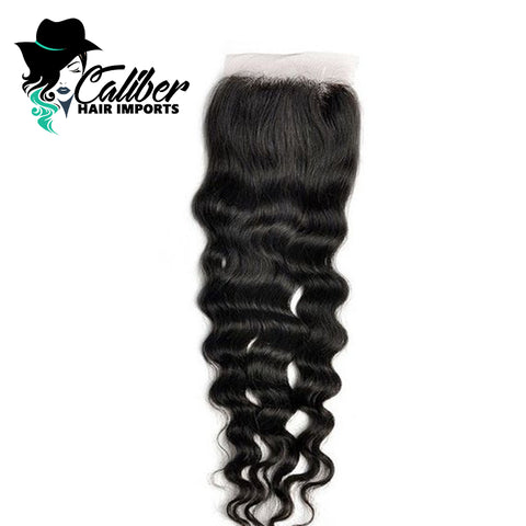 Polynesian Loose Curl Closure