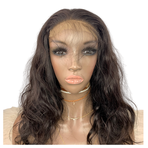 Essential Body Wave Closure Wig