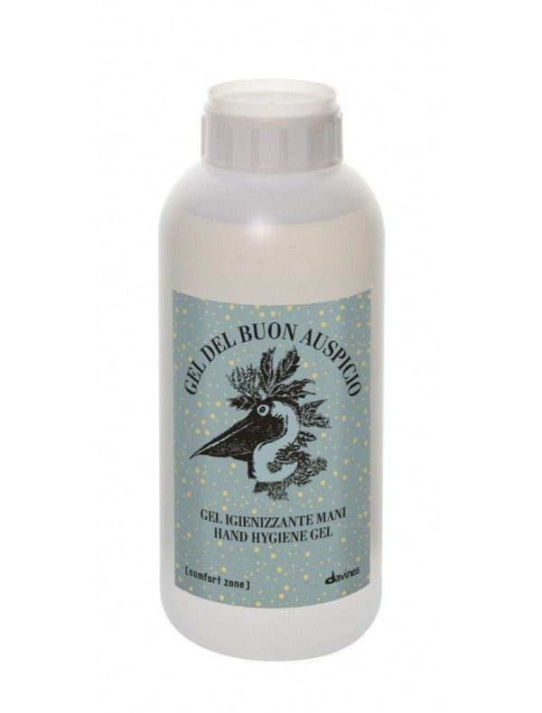 GEL HIDROALCOHOLICO MANOS DAVINES 1000ML