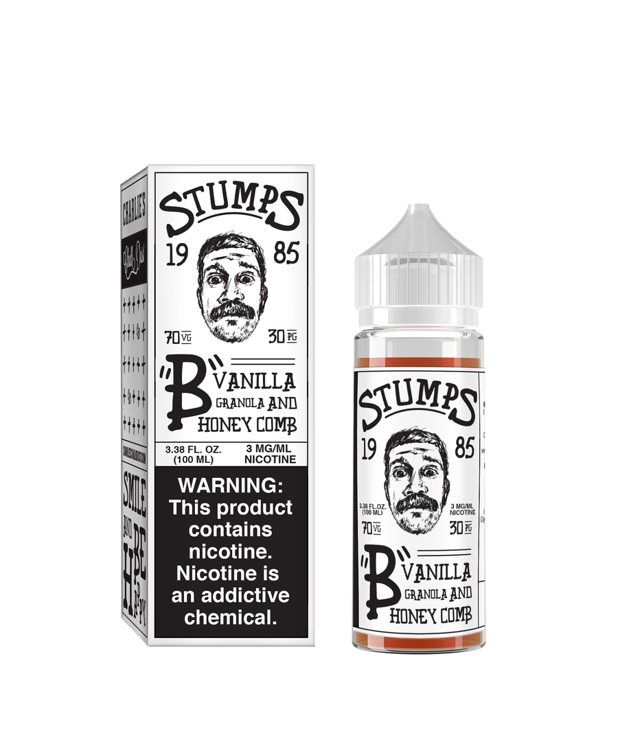 Charlie's Chalk Dust - Stumps - Stumps