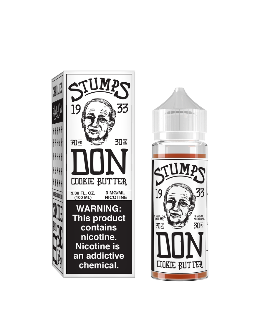 Charlie's Chalk Dust - Stumps - Don - World of Vapors