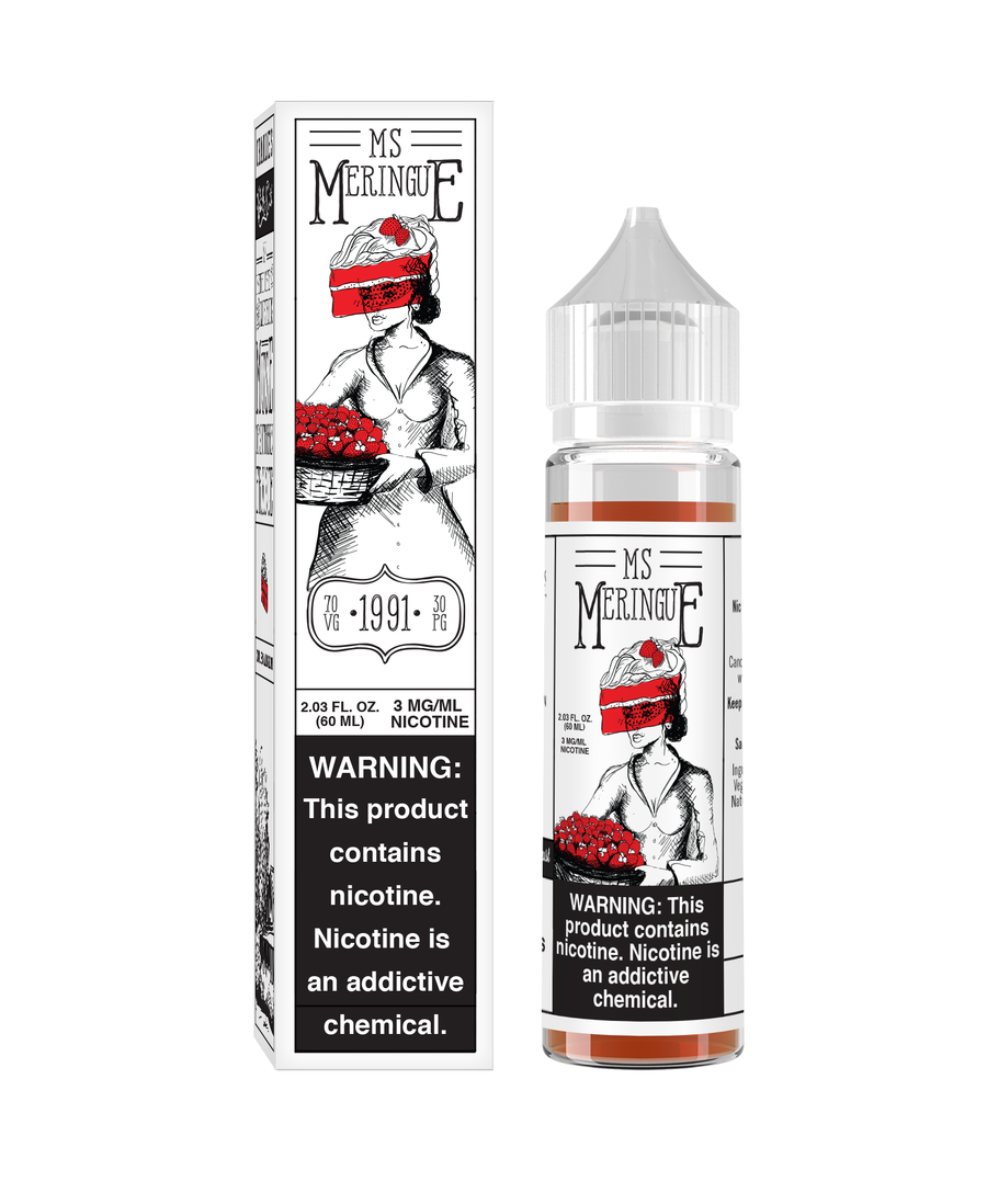 Charlie's Chalk Dust - Meringue - Ms. Meringue